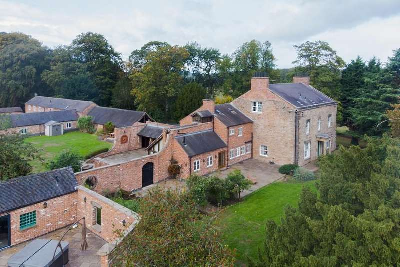 7 Bedrooms Farm House Character Property for sale in Dale Road, Stanton-by-dale