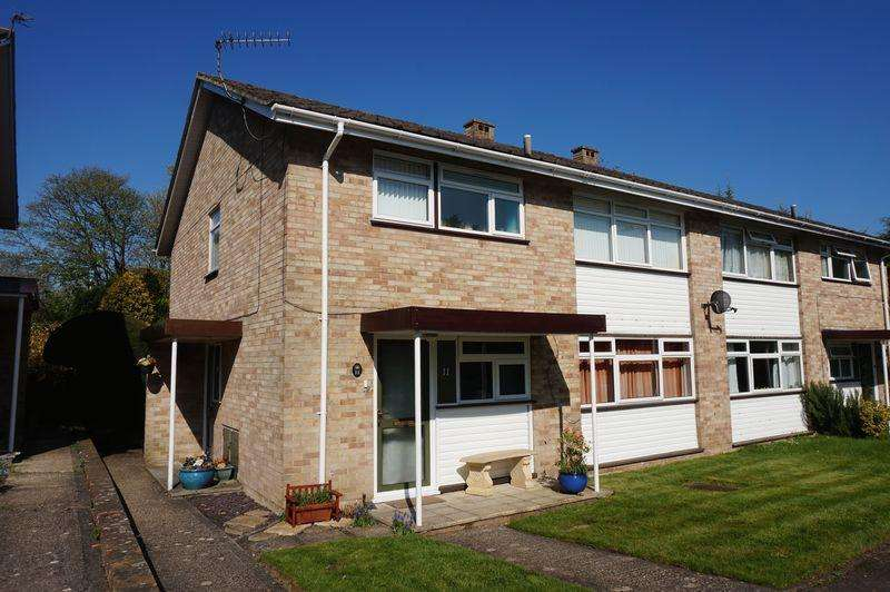 2 Bedrooms Maisonette Flat for sale in Speen, Newbury