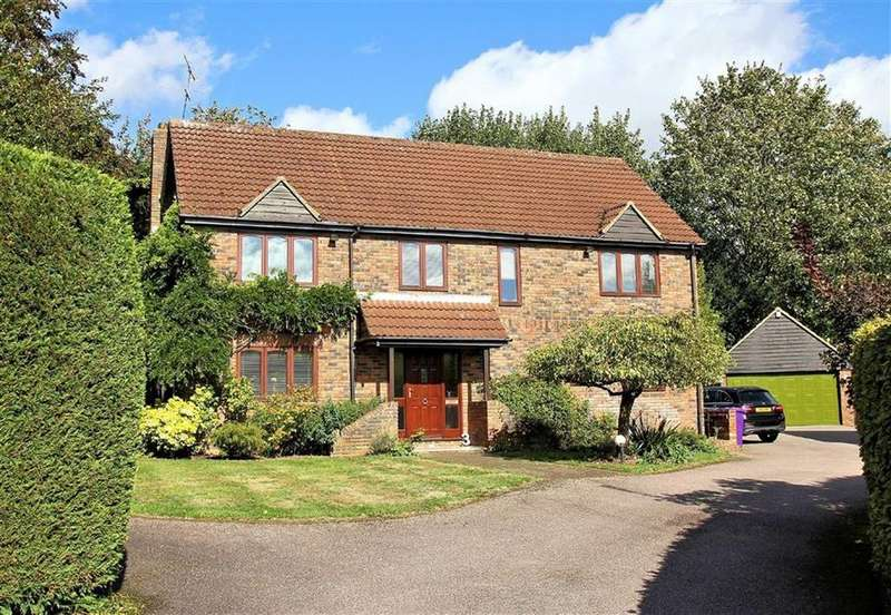 5 Bedrooms Detached House for sale in Keiths Wood, Knebworth, SG3 6PU