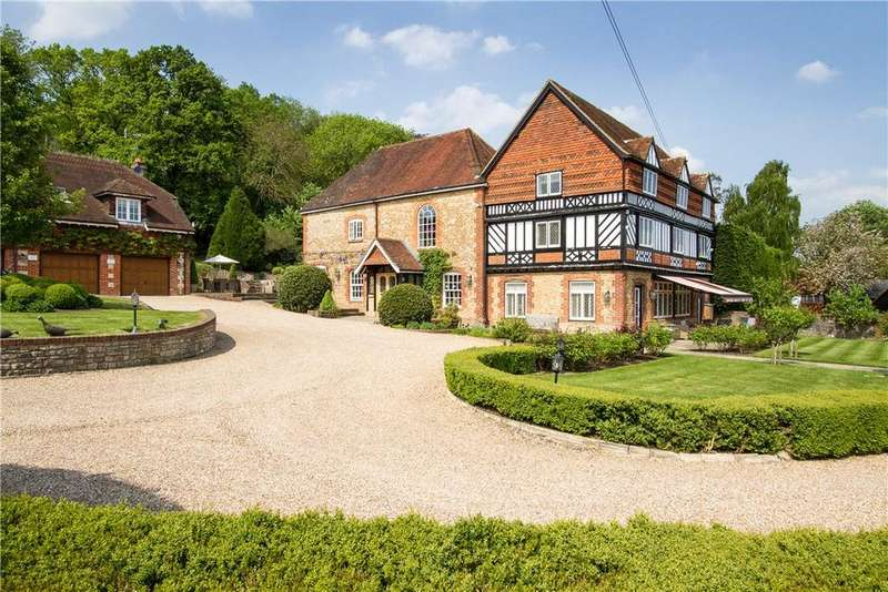 8 Bedrooms Detached House for sale in Kennel Lane, Frensham, Farnham, Surrey, GU10