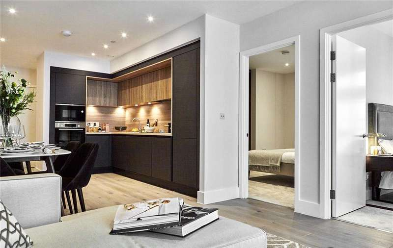 2 Bedrooms Flat for sale in Verto, Kings Road, Reading, RG1