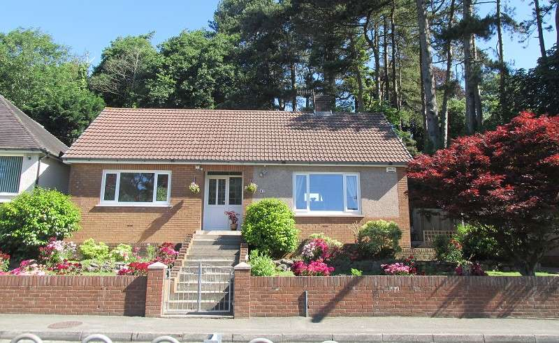 3 Bedrooms Detached Bungalow for sale in Maes Rhedyn , Baglan, Port Talbot, Neath Port Talbot. SA12 8TY
