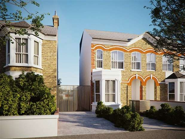 5 Bedrooms House for sale in Friern Road, London