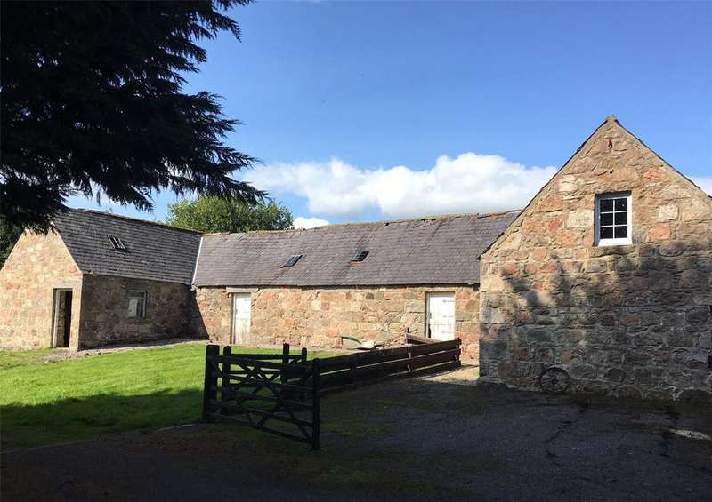 Detached House for sale in Tornaveen, Torphins, Banchory, Kincardineshire
