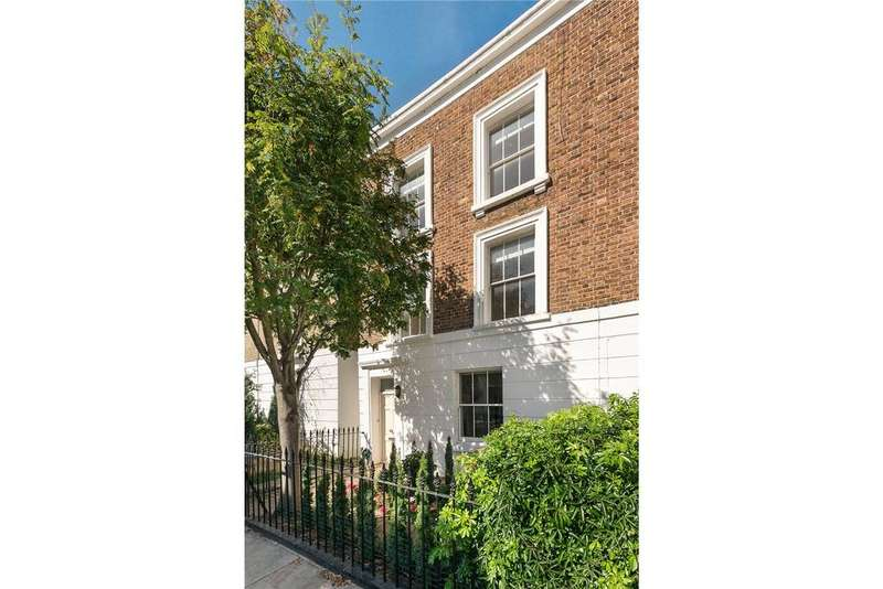 3 Bedrooms Terraced House for sale in Christchurch Street, London, SW3