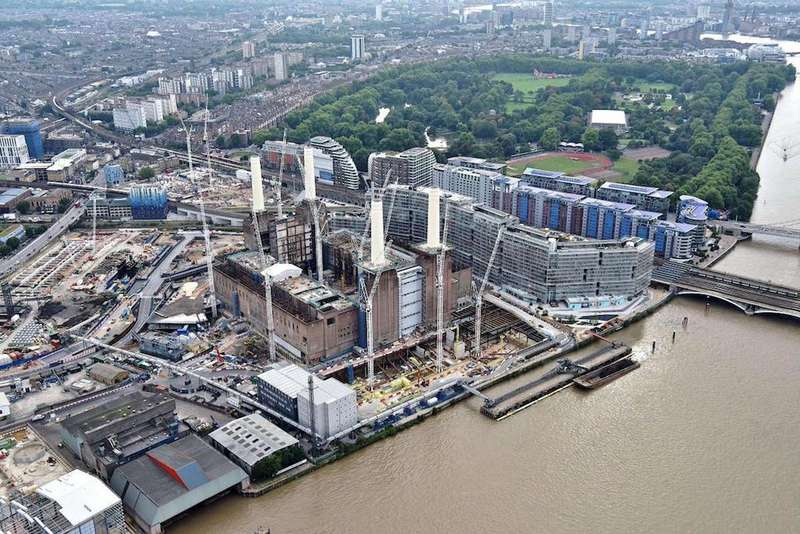 3 Bedrooms Flat for sale in Battersea Power Station, Switch House East