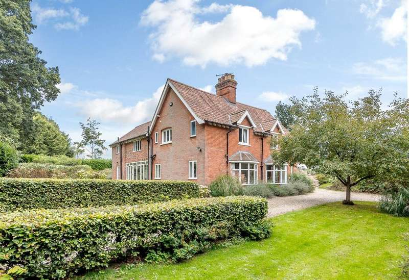 6 Bedrooms Unique Property for sale in Lower Bodham, Holt, Norfolk, NR25