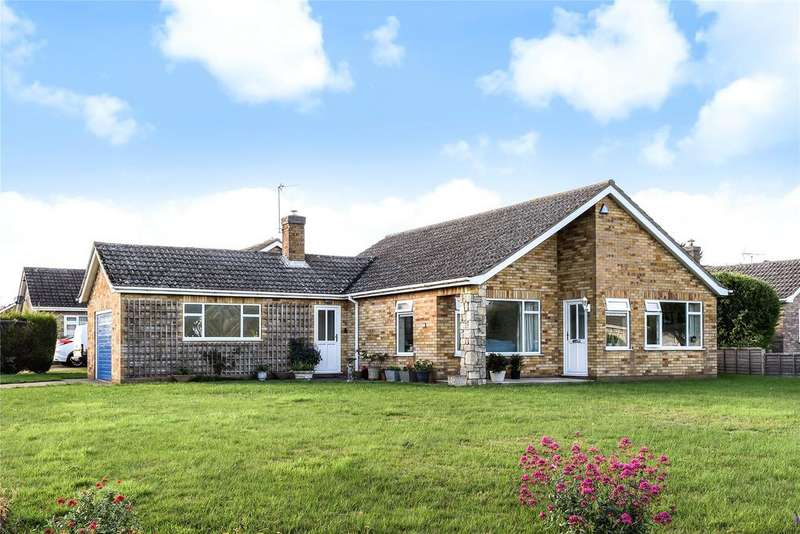 2 Bedrooms Detached Bungalow for sale in The Spurr, Wellingore, LN5