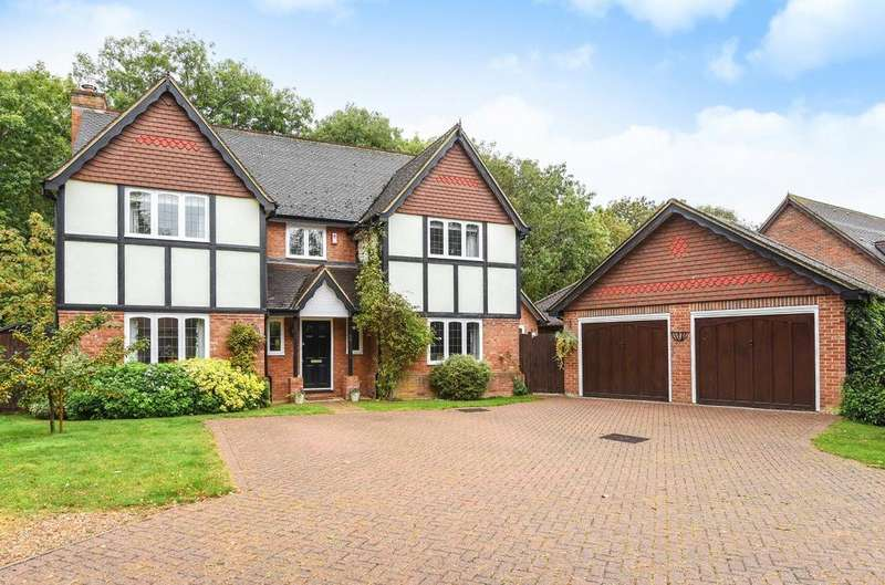 5 Bedrooms Detached House for sale in Woodlands, Clapham Park, Clapham, Bedford, MK41