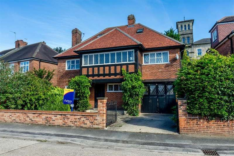 4 Bedrooms Detached House for sale in St Aubyns Place, The Mount, YORK
