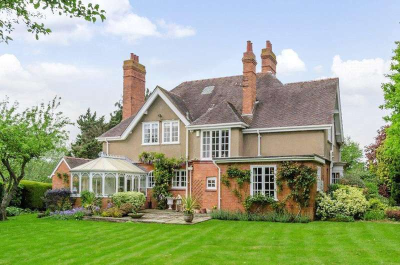 5 Bedrooms Detached House for sale in Welland Road, Upton-upon-Severn, Worcester, Worcestershire, WR8