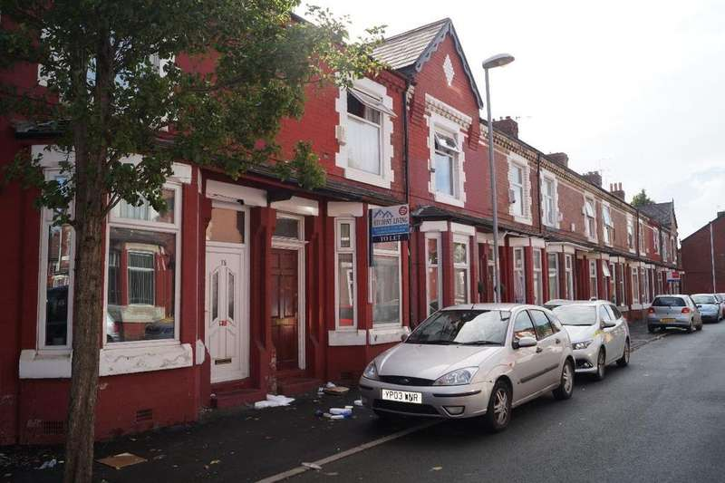2 Bedrooms Terraced House for sale in Wincombe Street, Fallowfield, M14