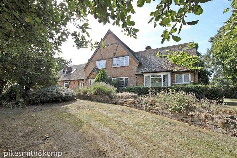 6 Bedrooms Detached House for sale in Sheepcote Lane, MAIDENHEAD, SL6