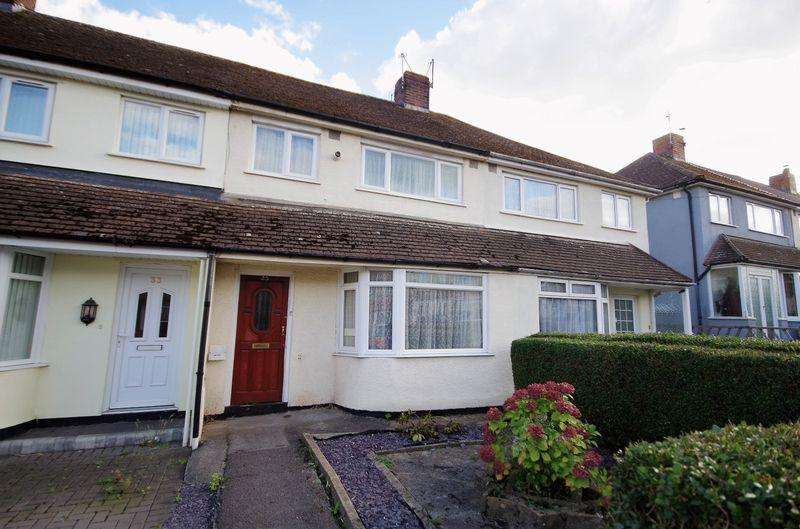3 Bedrooms Terraced House for sale in Rodway Road, Patchway, Bristol