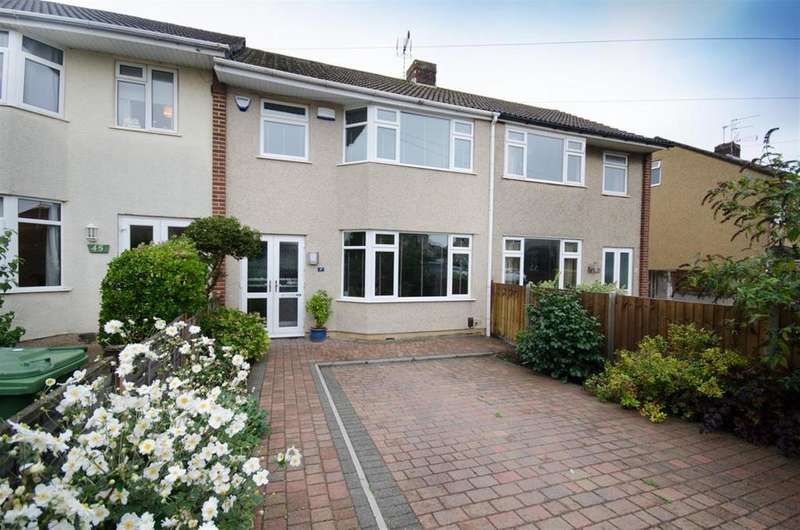 4 Bedrooms Terraced House for sale in Wedgewood Road, Bristol, BS16 6LT