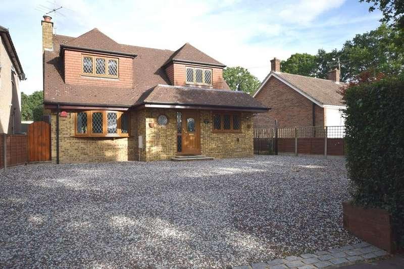 4 Bedrooms Detached House for sale in Prospect Road, Ash Vale, GU12