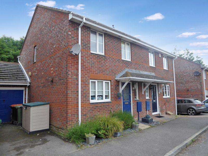 3 Bedrooms Semi Detached House for sale in Coopers Way, Houghton Regis