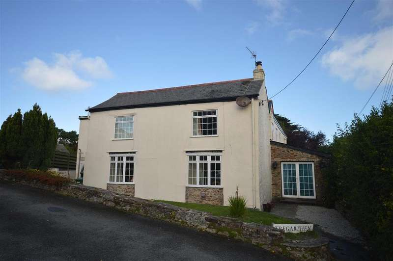 6 Bedrooms Detached House for sale in Banns Road, Mount Hawke, Truro