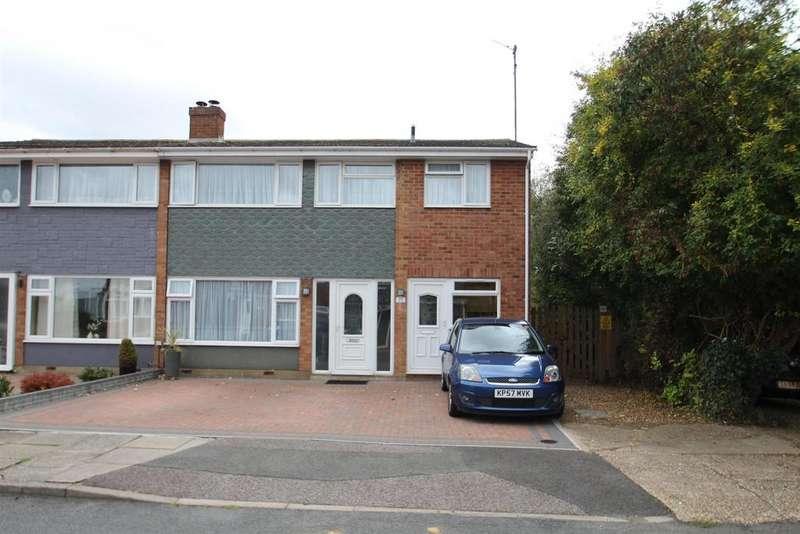 5 Bedrooms Semi Detached House for sale in Blenheim Avenue, Stony Stratford, Milton Keynes