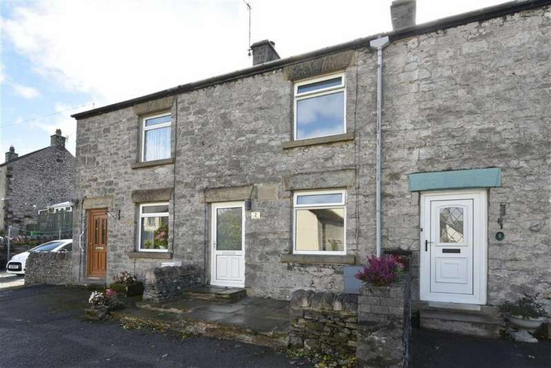 2 Bedrooms Terraced House for sale in Jasmine Cottage, 2 Litton Dale, Litton, Buxton, SK17