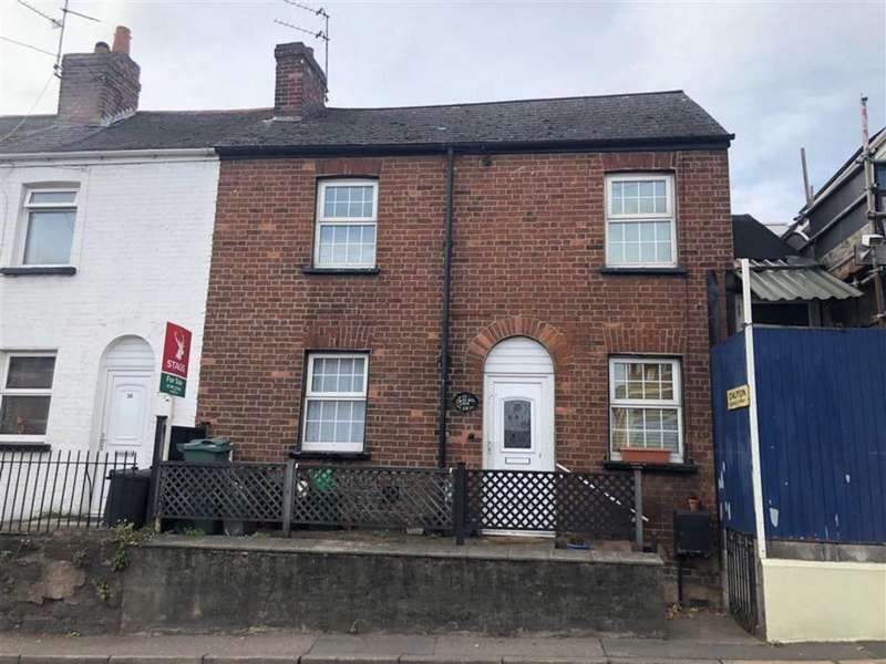3 Bedrooms Semi Detached House for sale in East Wonford Hill, Heavitree, Exeter, Devon, EX1