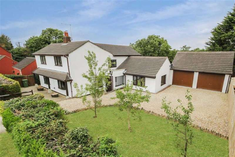 5 Bedrooms Detached House for sale in Turnpike Road, Blunsdon, Wiltshire
