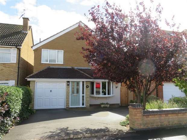 3 Bedrooms Detached House for sale in Knoll Street, Market Harborough, Leicestershire