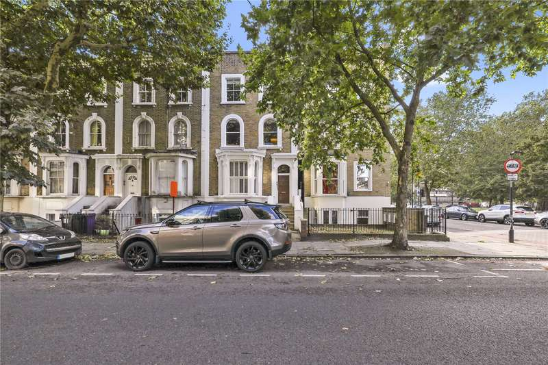 2 Bedrooms Flat for sale in Burdett Road, London, E14