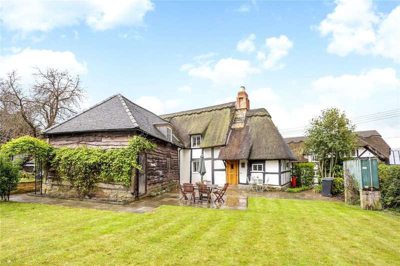 4 Bedrooms Detached House for sale in Kennel Bank, Cropthorne, Pershore, Worcestershire, WR10