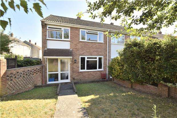 3 Bedrooms End Of Terrace House for sale in Forest Road, Kingswood, BS15 8EN
