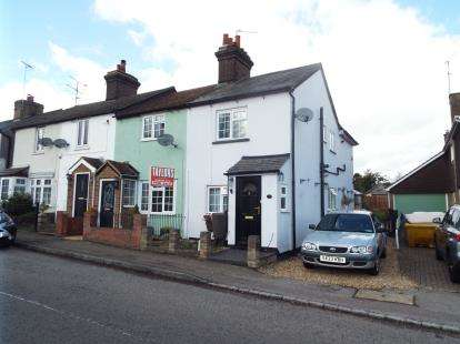 2 Bedrooms End Of Terrace House for sale in Church Road, Streatley, Luton, Bedfordshire