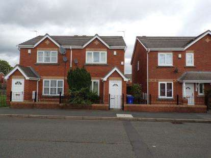 2 Bedrooms Semi Detached House for sale in Barrow Hill Road, Cheetwood, Manchester, Greater Manchester