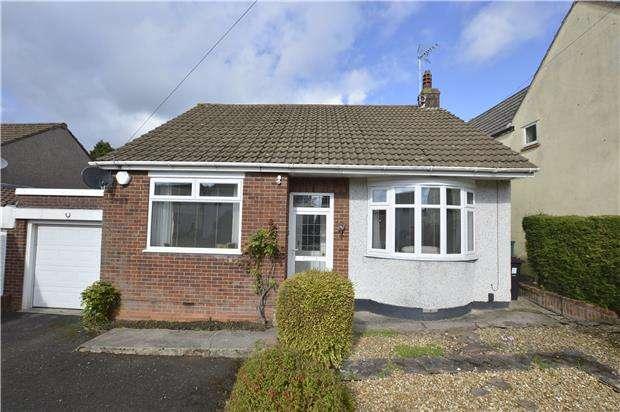 2 Bedrooms Detached Bungalow for sale in Church Road, Frampton Cotterell, BRISTOL, BS36 2BH