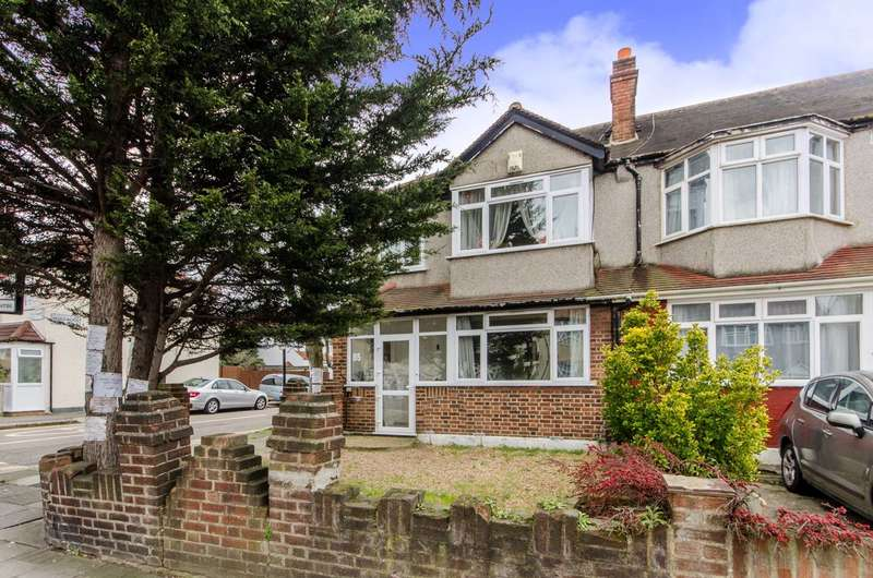 3 Bedrooms End Of Terrace House for sale in Streatham Vale, Streatham, SW16