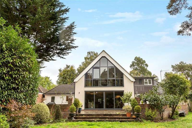 4 Bedrooms Detached House for sale in Beechwood Crescent, Parish Of Ampfield, Chandlers Ford, Hampshire, SO53