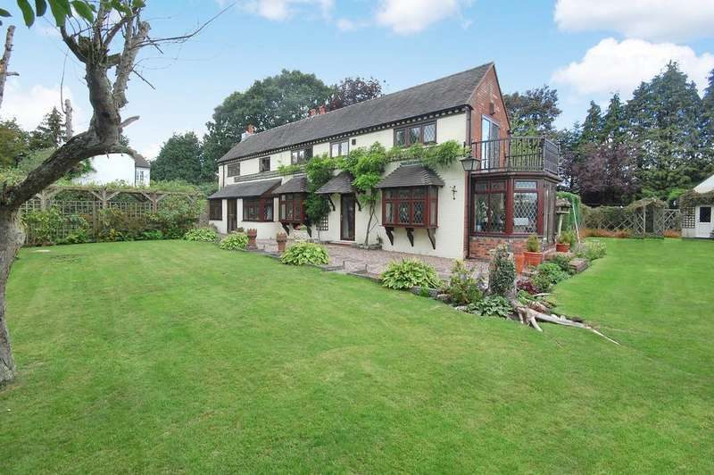 4 Bedrooms Cottage House for sale in Paradise Lane, Slade Heath WV10