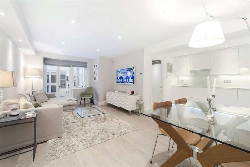 1 Bedroom Flat for sale in Roberts Court, 45 Barkston Gardens, London, SW5