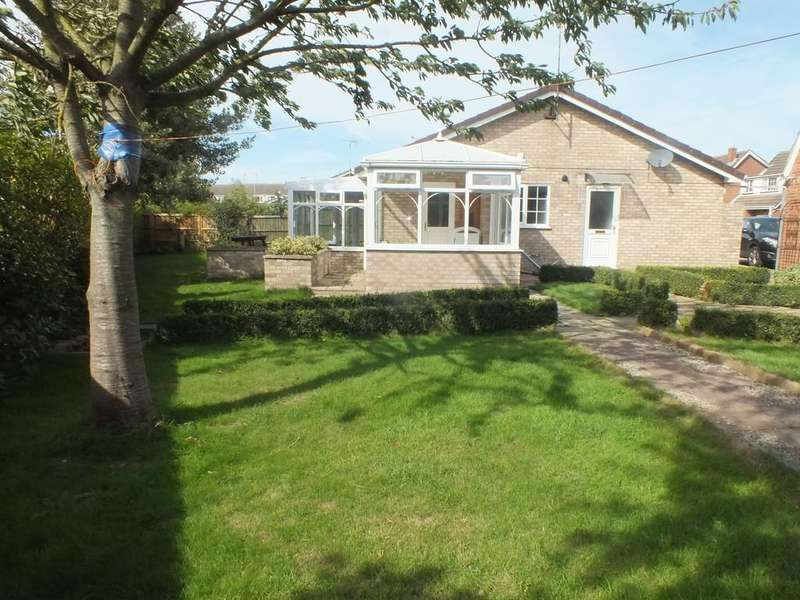 2 Bedrooms Detached Bungalow for sale in Maple Way, Donington