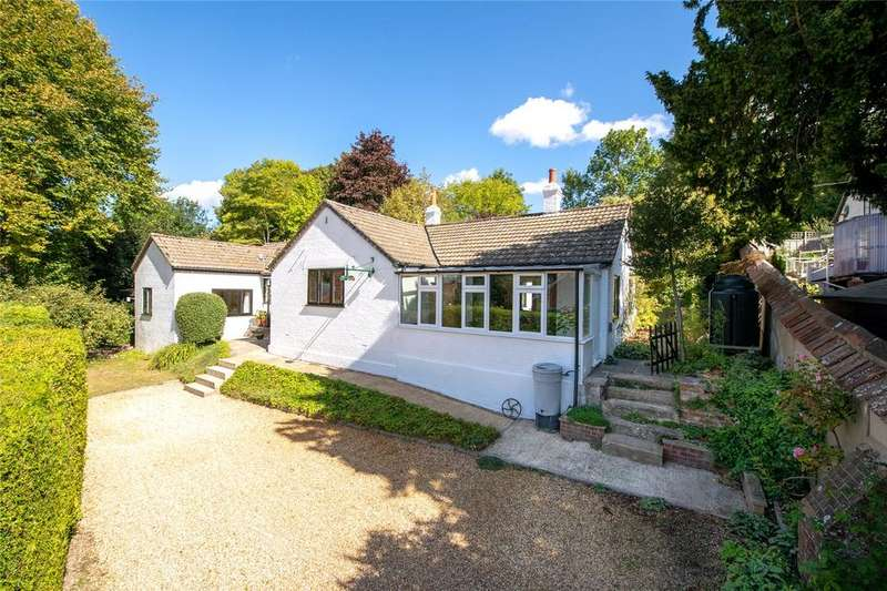 4 Bedrooms Detached House for sale in Middle Wallop, Hampshire, SO20