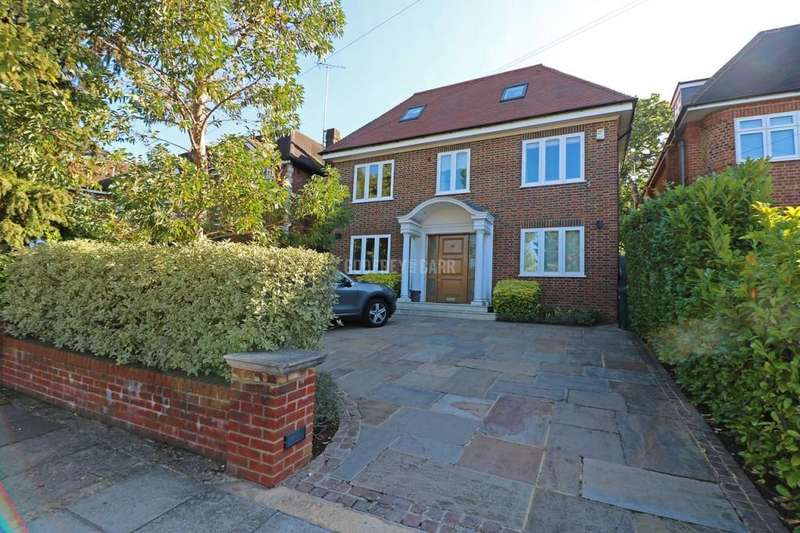6 Bedrooms Detached House for sale in Parklands Drive, Finchley