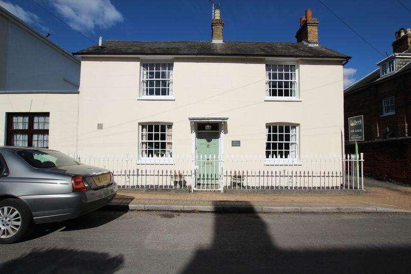 4 Bedrooms Semi Detached House for sale in Swanley Village Road, Swanley Village
