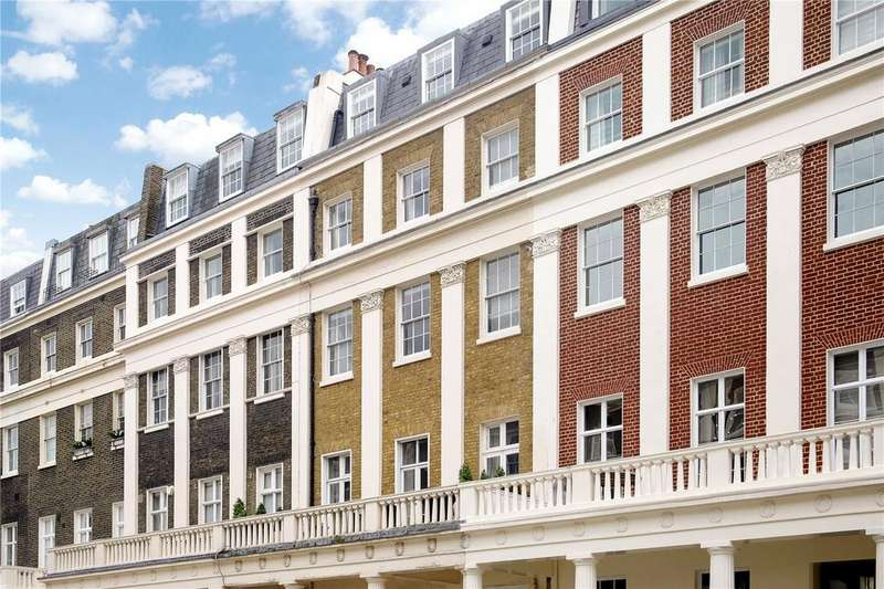 3 Bedrooms Apartment Flat for sale in Eaton Place, Belgravia, London, SW1X