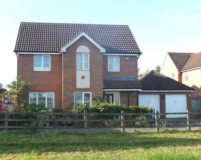 3 Bedrooms Detached House for sale in Greenwich Avenue, Holbeach
