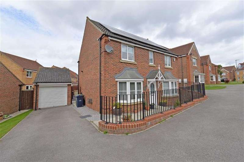 4 Bedrooms Detached House for sale in Birtley