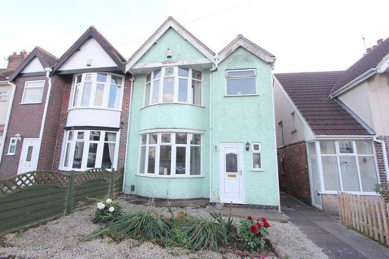 3 Bedrooms Semi Detached House for sale in Regent Street, Barwell