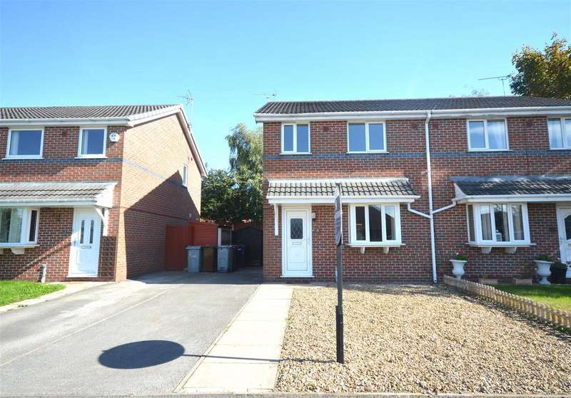 3 Bedrooms Semi Detached House for sale in Sandy Lane, Ettiley Heath, Sandbach