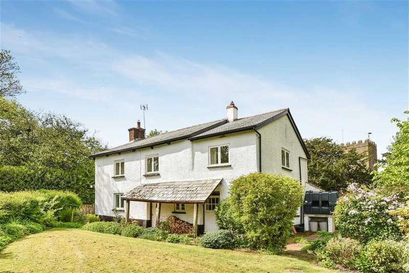 3 Bedrooms Detached House for sale in Nymet Tracey, Bow, Crediton, Devon, EX17