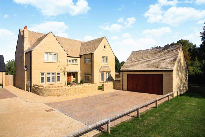 5 Bedrooms Detached House for sale in Nightingale Way, South Cerney, Cirencester, GL7