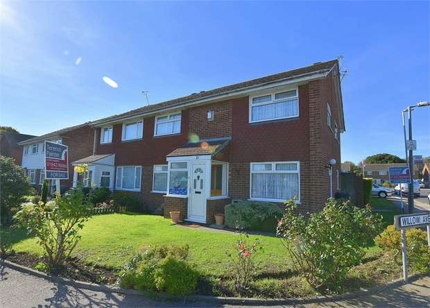 4 Bedrooms Semi Detached House for sale in Rumfields Road, Broadstairs, Kent