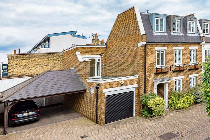 4 Bedrooms Mews House for sale in Rush Hill Mews, SW11